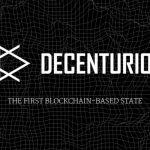Decenturion jako první blockchain stát světa
