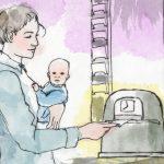 Zaručený příjem vs. Zaručená práce: Co když budem platit mamky na mateřské?